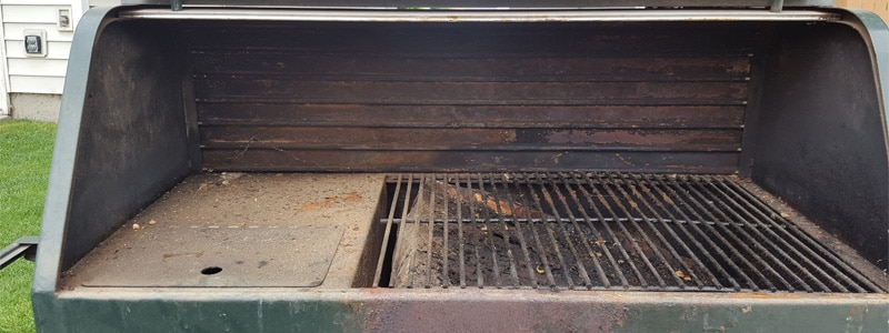 how does pellet grill works