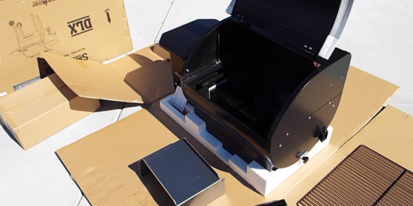 how to use pellet smoker grill