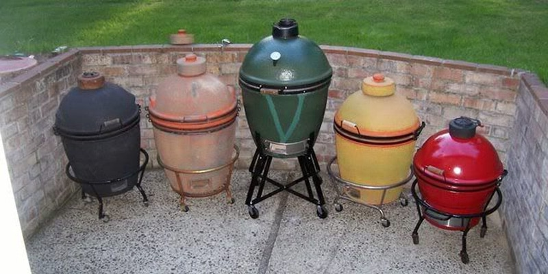 what is a kamado grill