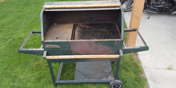 what is the pellet grill