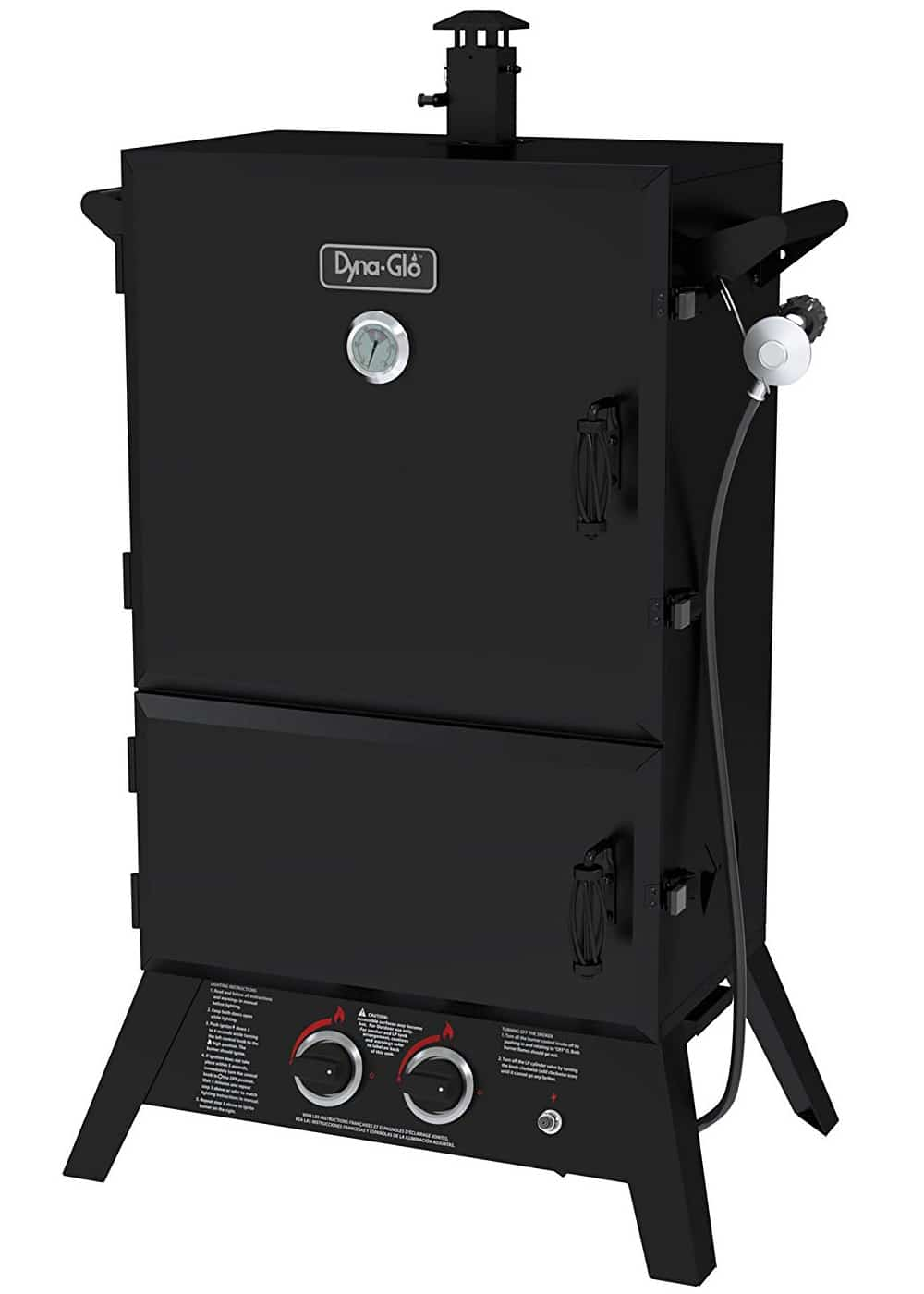 Dyna-Glo 36 Wide Body LP Gas Smoker